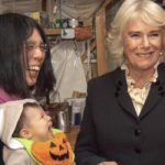 The Duchess of Cornwall this morning visited Mulberry School for Girls