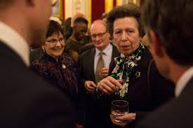 Her Royal Highness this afternoon attended a Graduation Ceremony at Central Hall Westminster