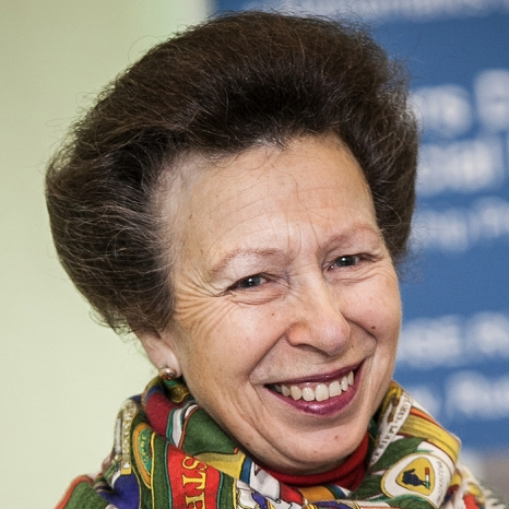HRH The Princess Royal attended the Royal Warrant Holders Association Banquet