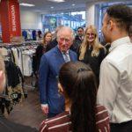 The Duke of Gloucester attends Centenary celebration of the YMCA Indian Student Hostel