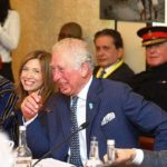 The Prince of Wales attends WaterAid summit
