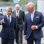 The Prince of Wales meets with Transport for London (TFL)