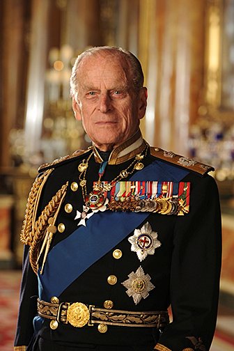 A Tribute to His Royal Highness The Prince Philip, Duke of Edinburgh