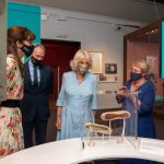 The Prince of Wales and Duchess of Cornwall visit Clapham restaurant to celebrate Royal Academy of Culinary Arts
