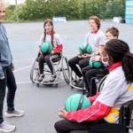 The Countess of Wessex attends Wheelchair Basketball programme launch